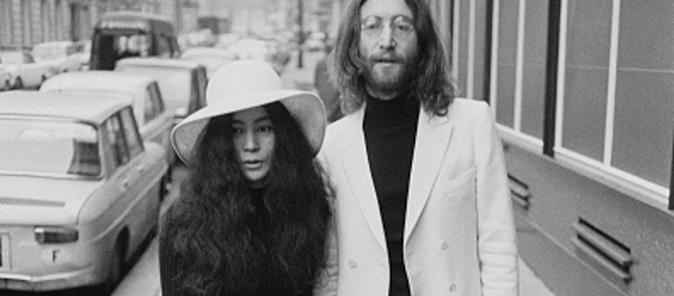 Γιόκο Όνο: Οι δηλώσεις της σχετικά με την αποχώρηση του Τζον Λένον από τους Beatles