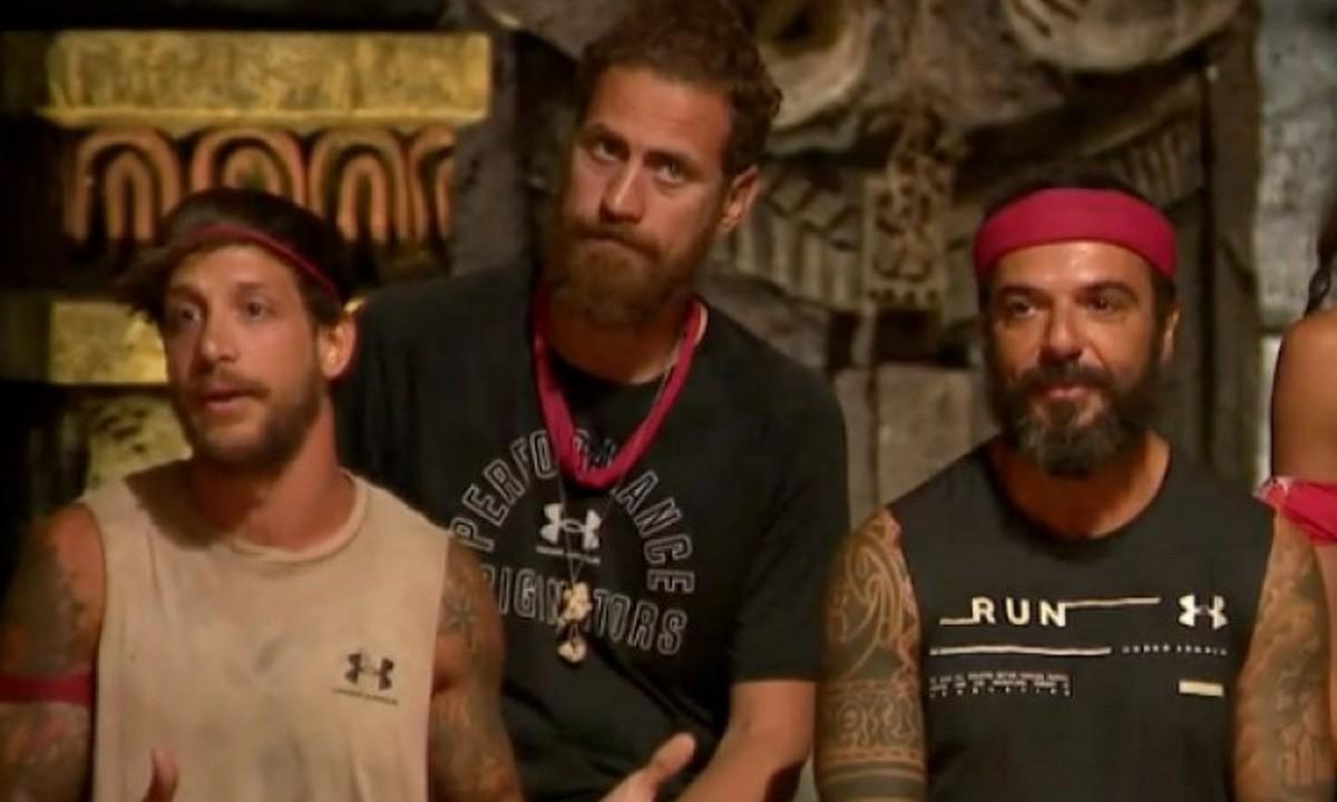 Survivor 4 spoiler: «Είσαι μεγάλος αλήτης» - Το ξεκατίνιασμα του αιώνα για Τριαντάφυλλο και Ηλία