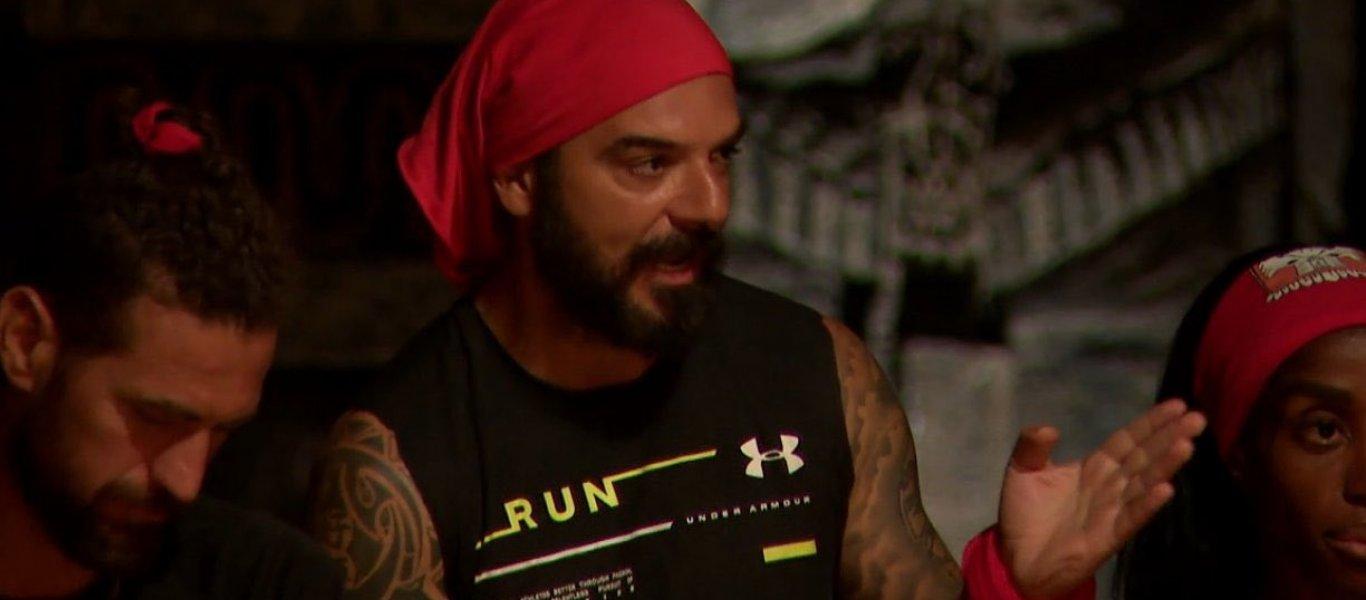 Survivor 4: «Ο Τριαντάφυλλος με τον Τζέιμς όταν βγουν έξω θα κάνουν σίγουρα παρέα»