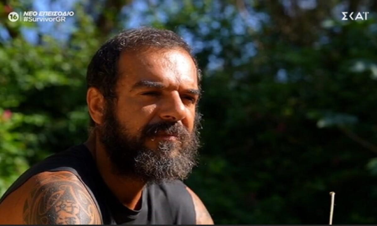 Survivor 4: Σε άσχημη ψυχολογική κατάσταση ο Τριαντάφυλλος - Ξέσπασε σε κλάματα