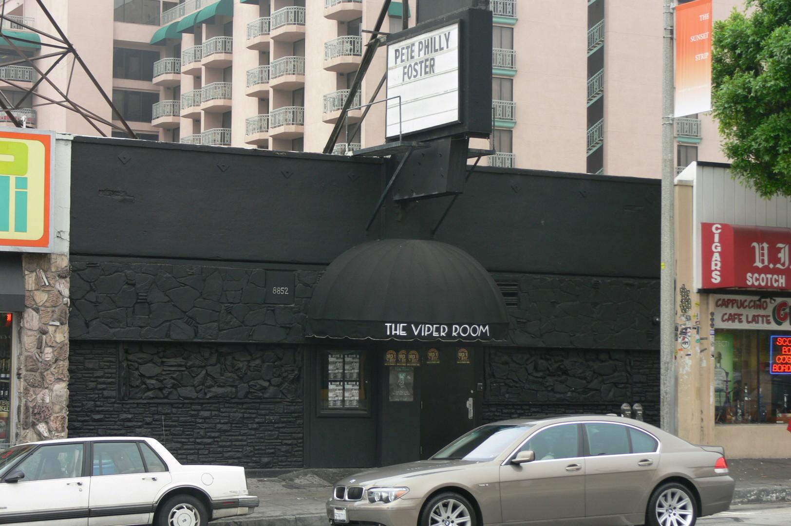 Viper Room: όσα δεν ξέρετε για το «δηλητηριώδες»  κλαμπ του Χόλιγουντ! Ο μύθος και η κατάρα