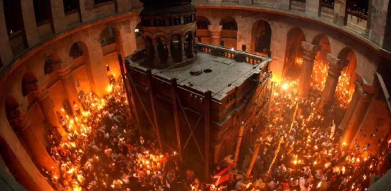 Πότε και πώς θα φτάσει το Αγιο φως φέτος στην Ελλάδα