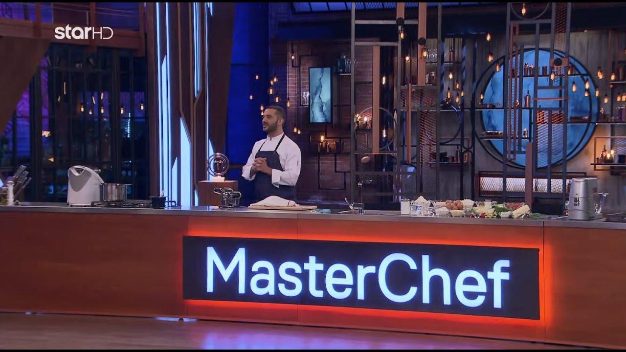 Masterchef 5: η τελική δωδεκάδα παρακολουθεί τον «Θείο Λεωνίδα» να φτιάχνει σουβλάκι στο τελευταίο Masterclass του διαγωνισμού (βίντεο)