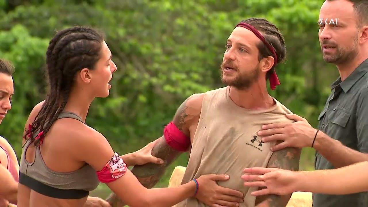 Survivor 4: Άγριο επεισόδιο ανάμεσα σε Ηλία και Τζέιμς - Νίκο - Το έλα να δεις στο συμβούλιο του νησιού!