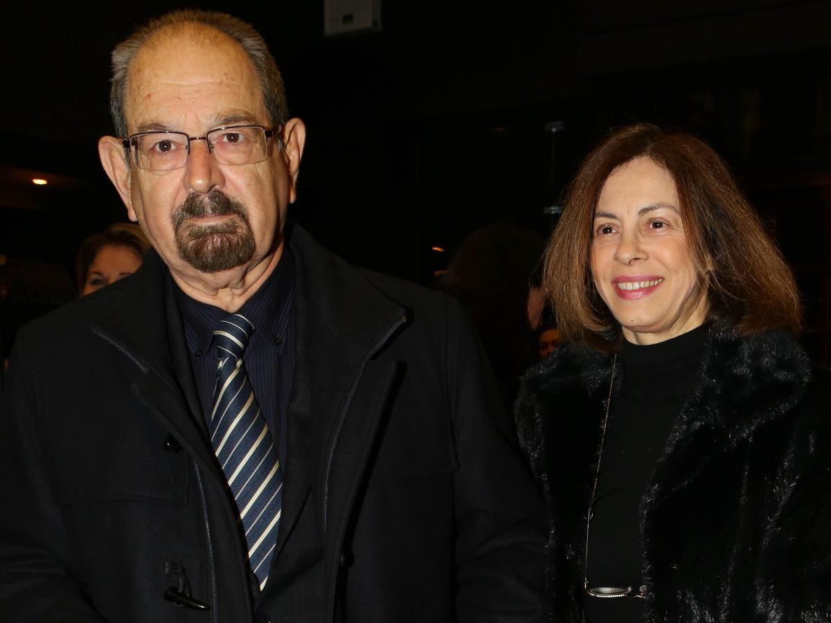Πέθανε ο αδελφός της Αλίκης Βουγιουκλάκη από ανακοπή καρδιάς