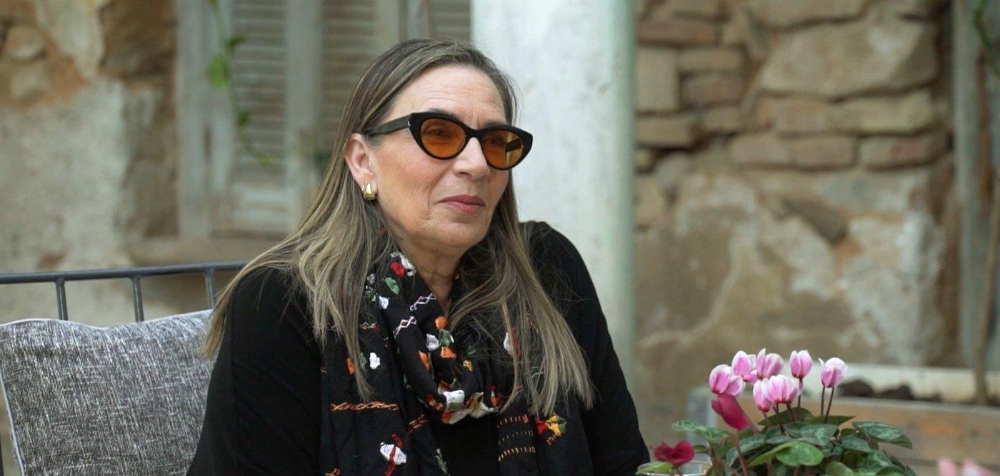 Η Λίνα Νικολακοπούλου ανοίγει το βιβλίο της ζωής της στον Νίκο Χατζηνικολάου