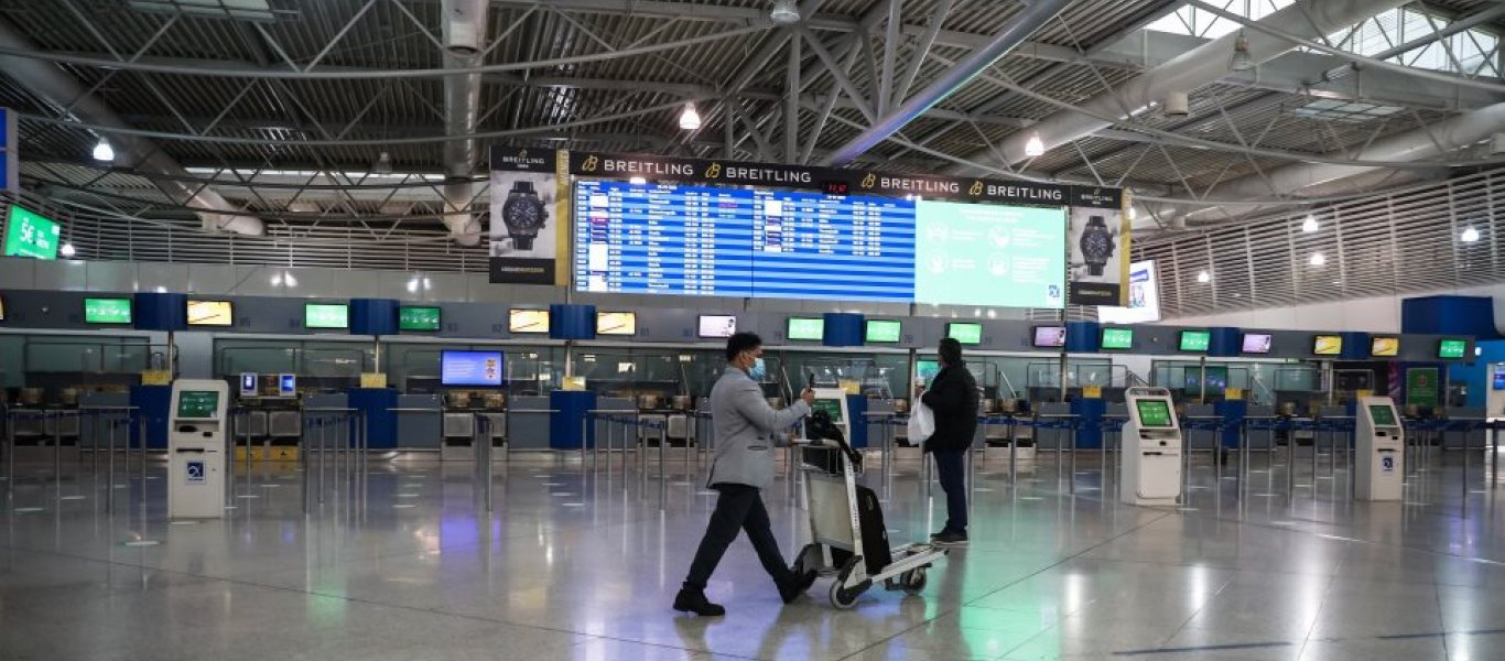 ΥΠΑ: Νέες αεροπορικές οδηγίες για τους επιβάτες πτήσεων εξωτερικού – Ποια κράτη αφορά