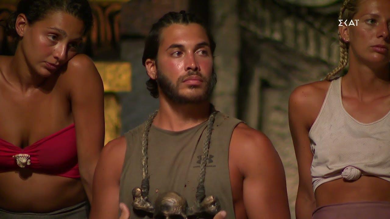 Survivor 4: ο Γιώργος Ασημακόπουλος δίχασε με την απόφασή του - Έξαλλη η Μαριαλένα «Είναι τίμιο παιδί» είπε για τον Κατσσούλη που πήγε στον τάκο μαζί με τον Τριαντάφυλλο