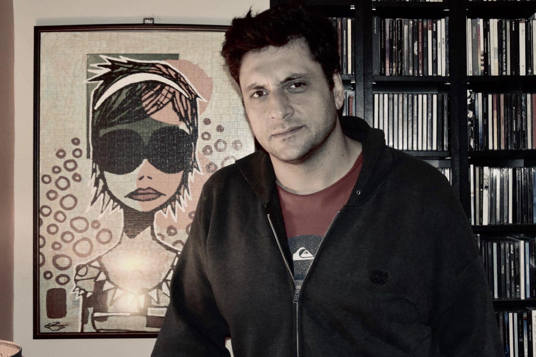 Γιώργος Χρυσοστόμου: «Μεγάλο σχολείο είναι η νύχτα, αλλά και μεγάλη ψυχική καταστροφή»