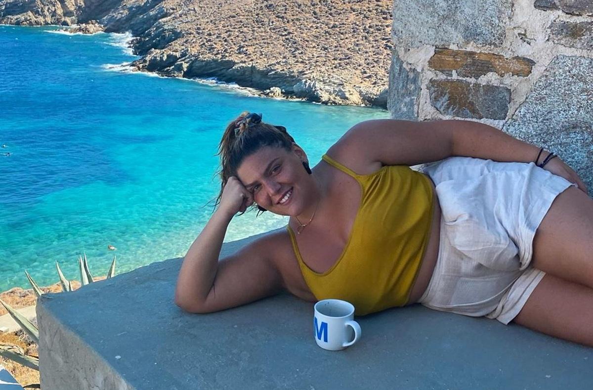 Δανάη Μπάρκα: «Δε θα αναλάβω εγώ τα προβλήματα, τη μιζέρια και τα κόμπλεξ των άλλων»