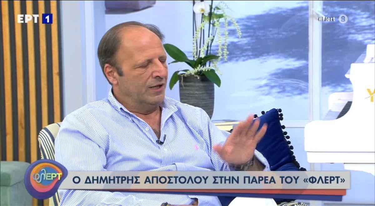 Δημήτρης Αποστόλου: «Έχουμε κάνει μια κατάχρηση στο κοινό, βγάζουμε τα απωθημένα μας και τις νευρώσεις μας από το 97 που γράφουμε»