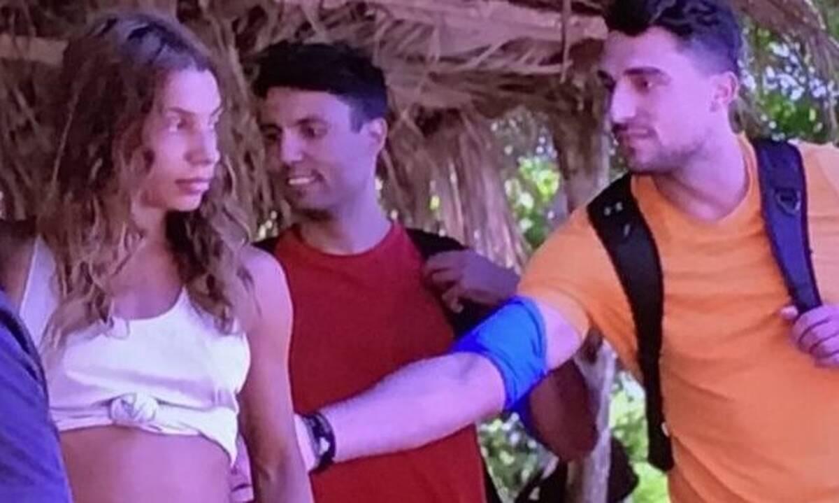 Survivor 4 - Κώστας Παπαδόπουλος: «Ο Σάκης πάντα έρχεται δεύτερος. Και στην προσωπική του ζωή με τη Μαριαλένα έρχεται δεύτερος»