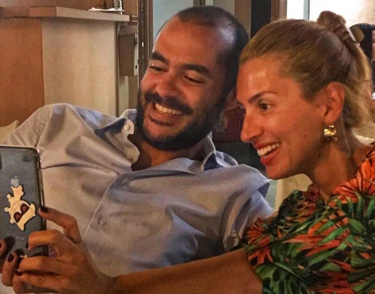 Μαρία Ηλιάκη - Στέλιος Μανουσάκης: Επέτειος για το ζευγάρι - Κλείνουν τρία χρόνια σχέσης