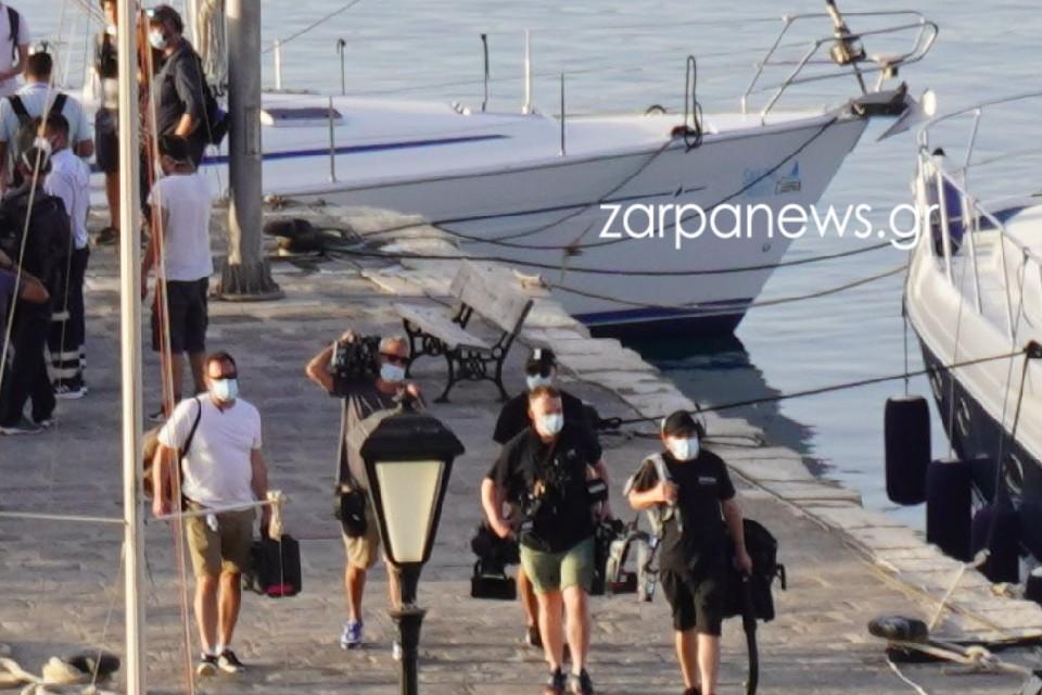 Γκόρντον Ράμσεϊ: όλο το παρασκήνιο από τα γυρίσματα της εκπομπής του στην Κρήτη