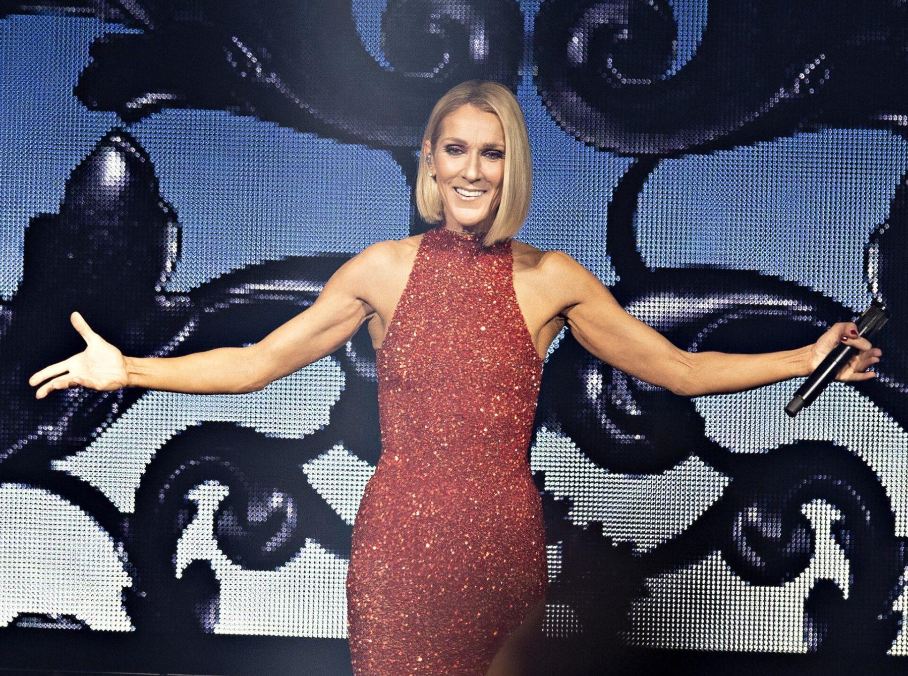 H Celine Dion επαναπρογραμματίζει το ραντεβού της με το ελληνικό κοινό