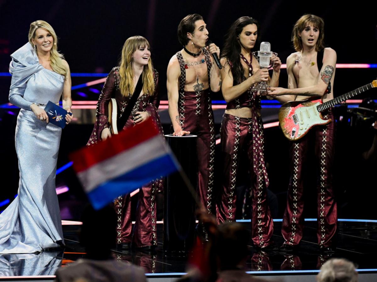 Η Ιταλία νικήτρια της Eurovision