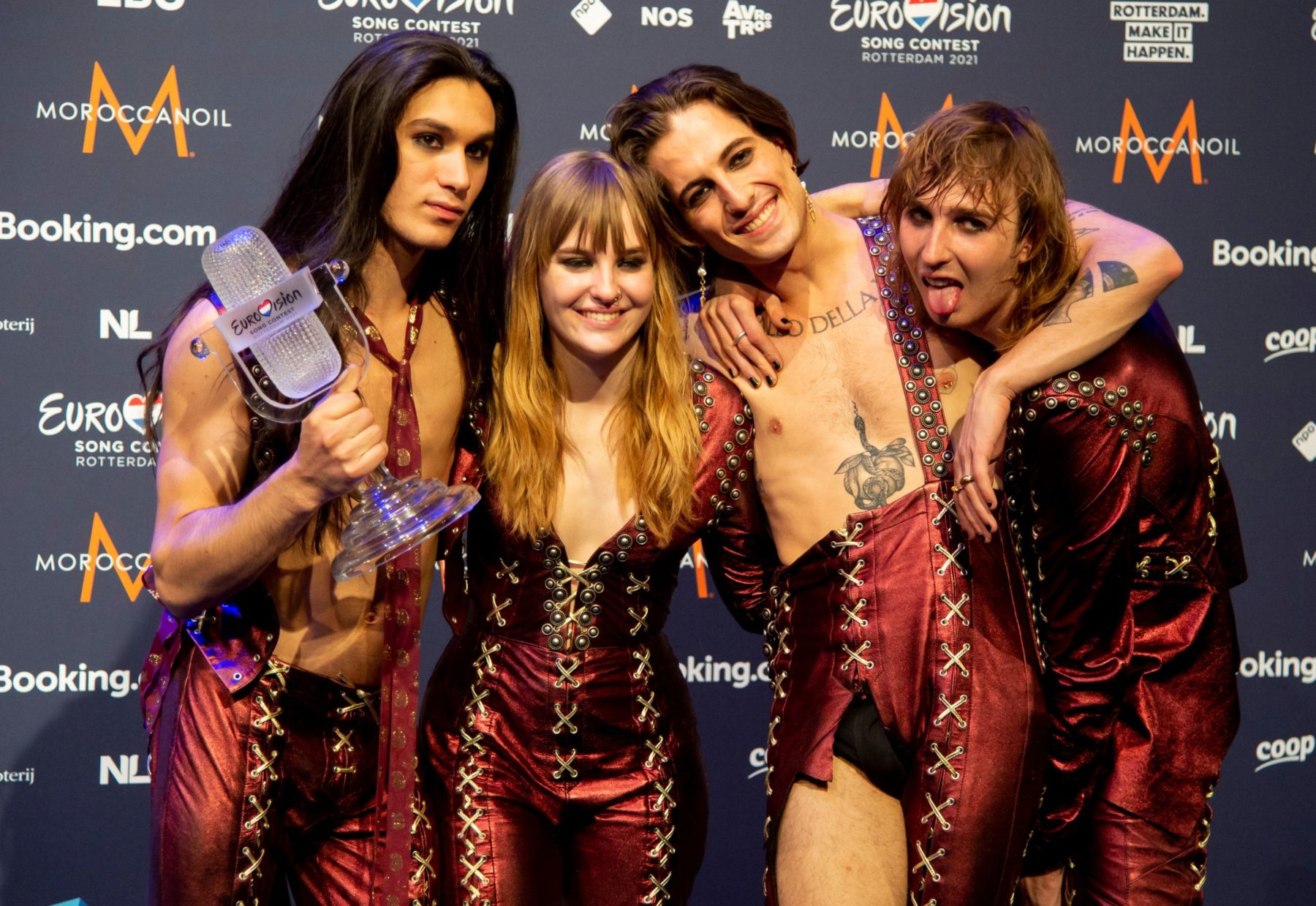 Eurovision 2021 - Maneskin: «Είναι σαν να ακύρωσαν την εμφάνισή μας με αυτές οι φήμες»