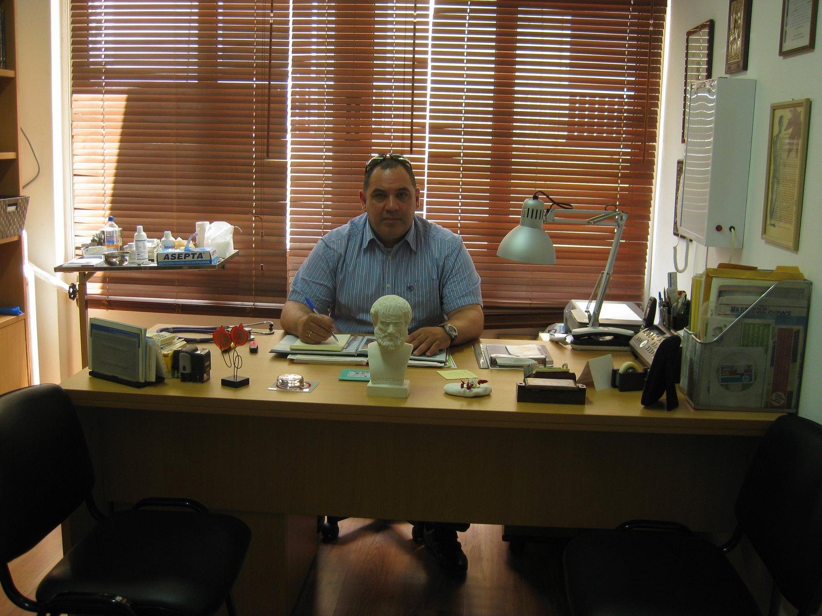 Από τον πόνο στον Ιατρό και στη διάγνωση - Διονύσιος Πινιαλίδης Χειρουργός Λαπαροσκόπος