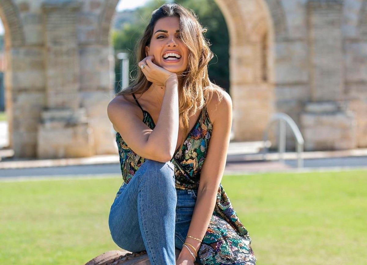 Σταματίνα Τσιμτσιλή: Η κόρη της Νάγια έχει γενέθλια και της εύχεται μέσω instagram