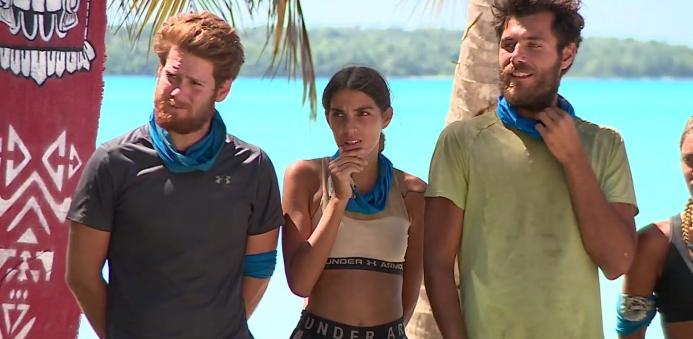Survivor 4: «Όποιος και να κερδίσει φέτος το παιχνίδι νικητές θα είναι ο Νίκος, ο Τζέιμς και η Άννα Μαρία»