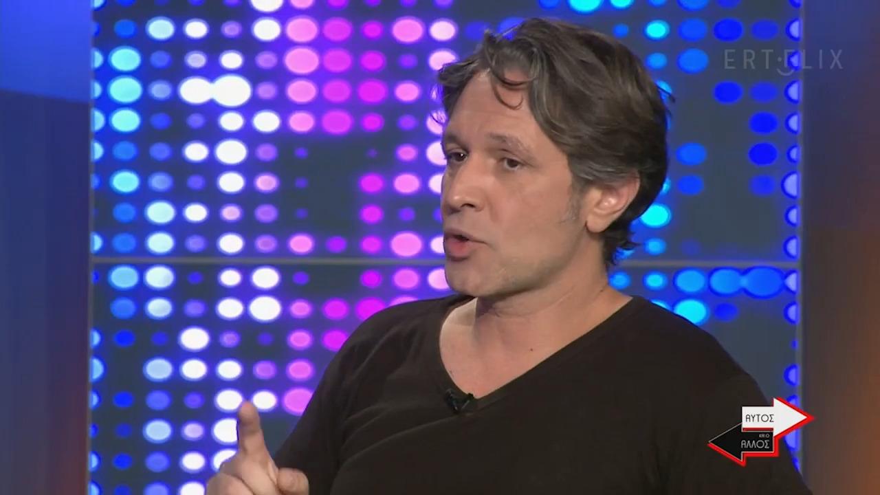 Αιμίλιος Χειλάκης: «Η δουλειά δεν είναι ντροπή - Απλά η ντροπή ποτέ δεν είναι δουλειά»