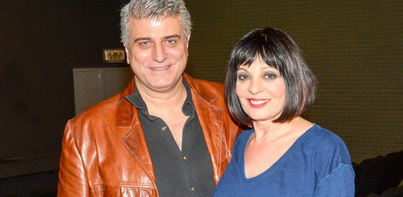 Ο Βλαδίμηρος Κυριακίδης για τη σύζυγό του - «Ποτέ δεν μπήκε ο ένας στα πόδια του άλλου για να του βάλει τρικλοποδιά - Δεν πέσαμε στην παγίδα του ανταγωνισμού»