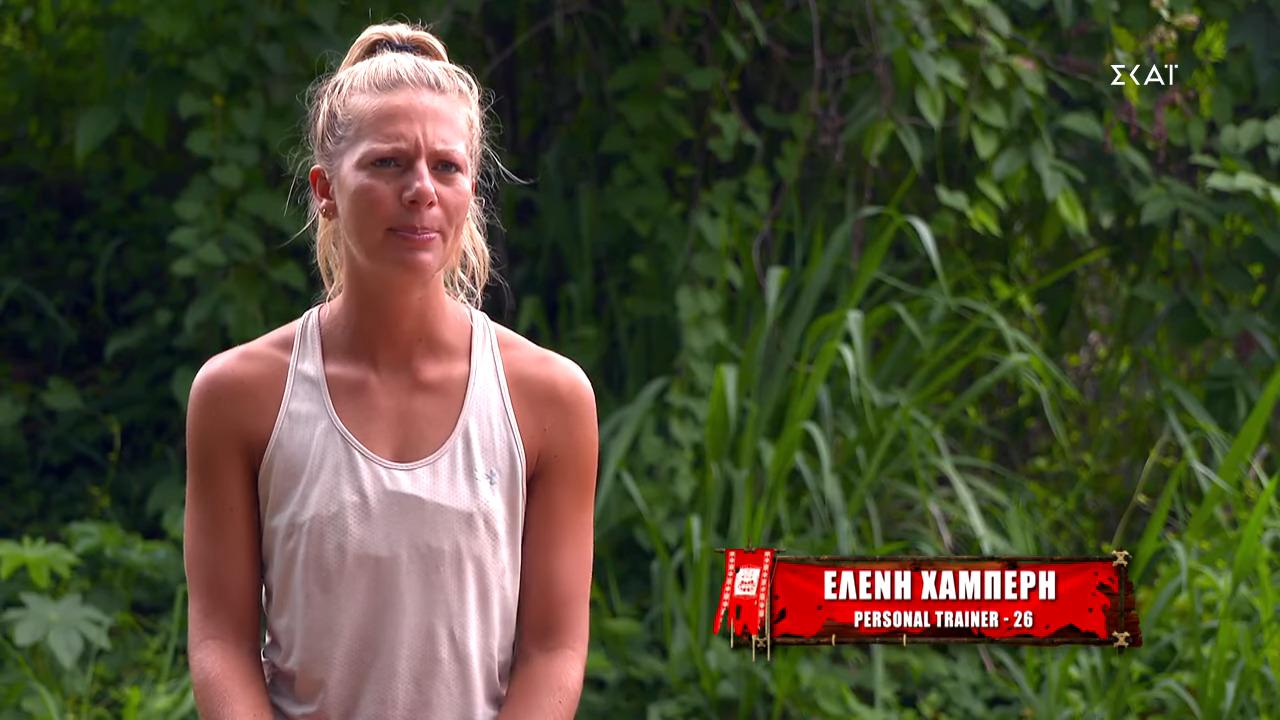Survivor 4 - Ελένη Χαμπέρη: την στοχοποίησε πάλι η Μαριαλένα Ρουμελιώτη - «Ρε φίλε, δεν μπορώ! Αυτά δεν θα τα έκαναν σε άλλον»
