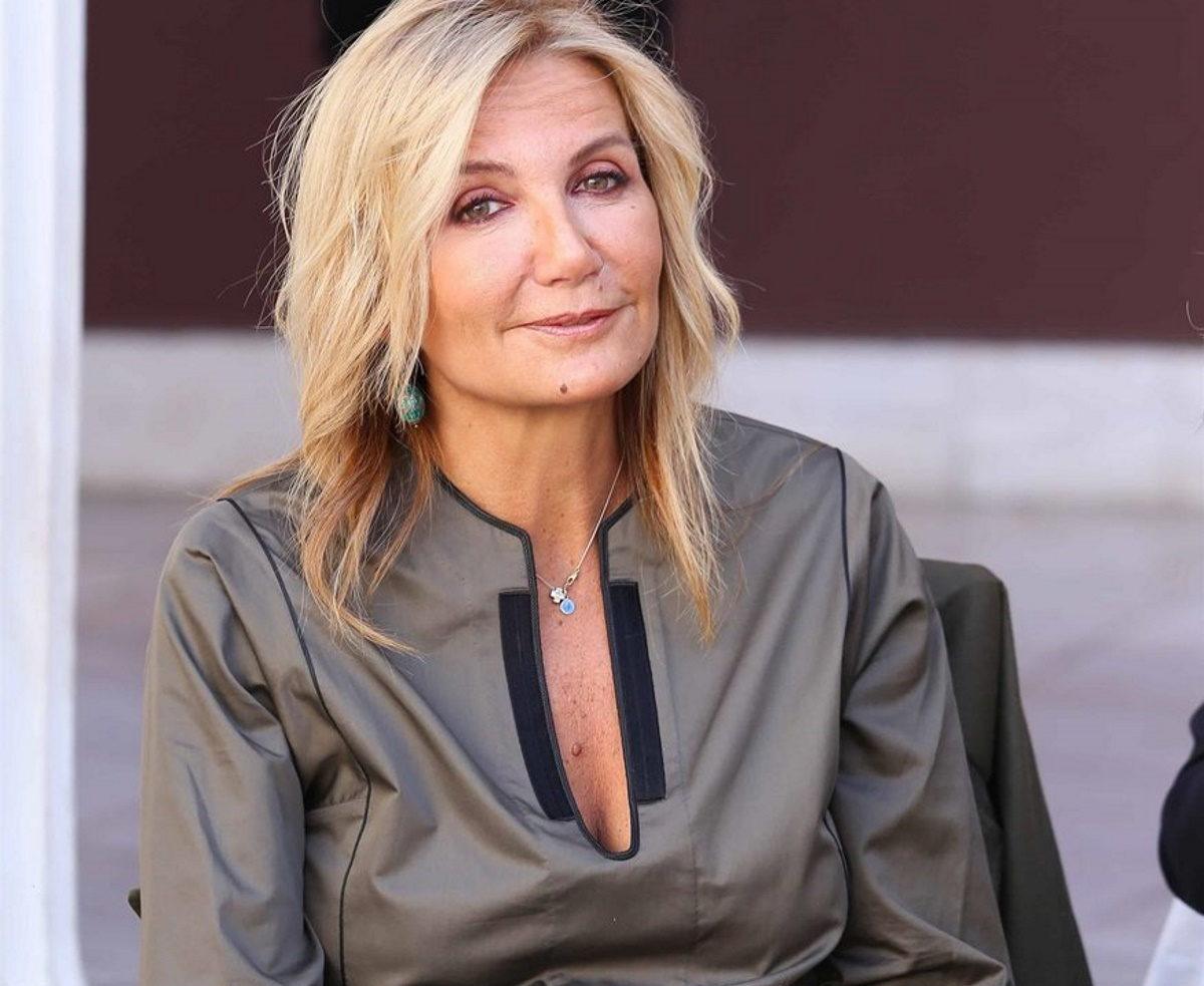 Η εμφάνιση της Μαρέβας Γκραμπόφσκι – Μητσοτάκη στο σόου του οίκου Dior στο Καλλιμάρμαρο