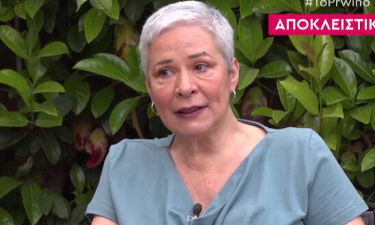 Μελίνα Κανά: «Δεν πέρασα καρκίνο. Είναι αναληθές - Δεν θα είχα πρόβλημα να το πω αν είχε συμβεί»