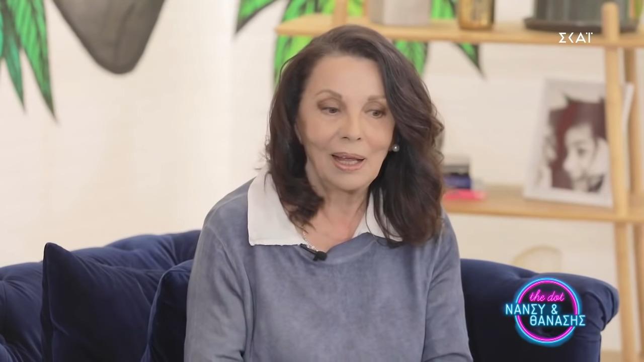 Μπέτυ Λιβανού: «Δεν ήμουν ποτέ στο σύστημα, ήμουν με το ένα πόδι έξω»