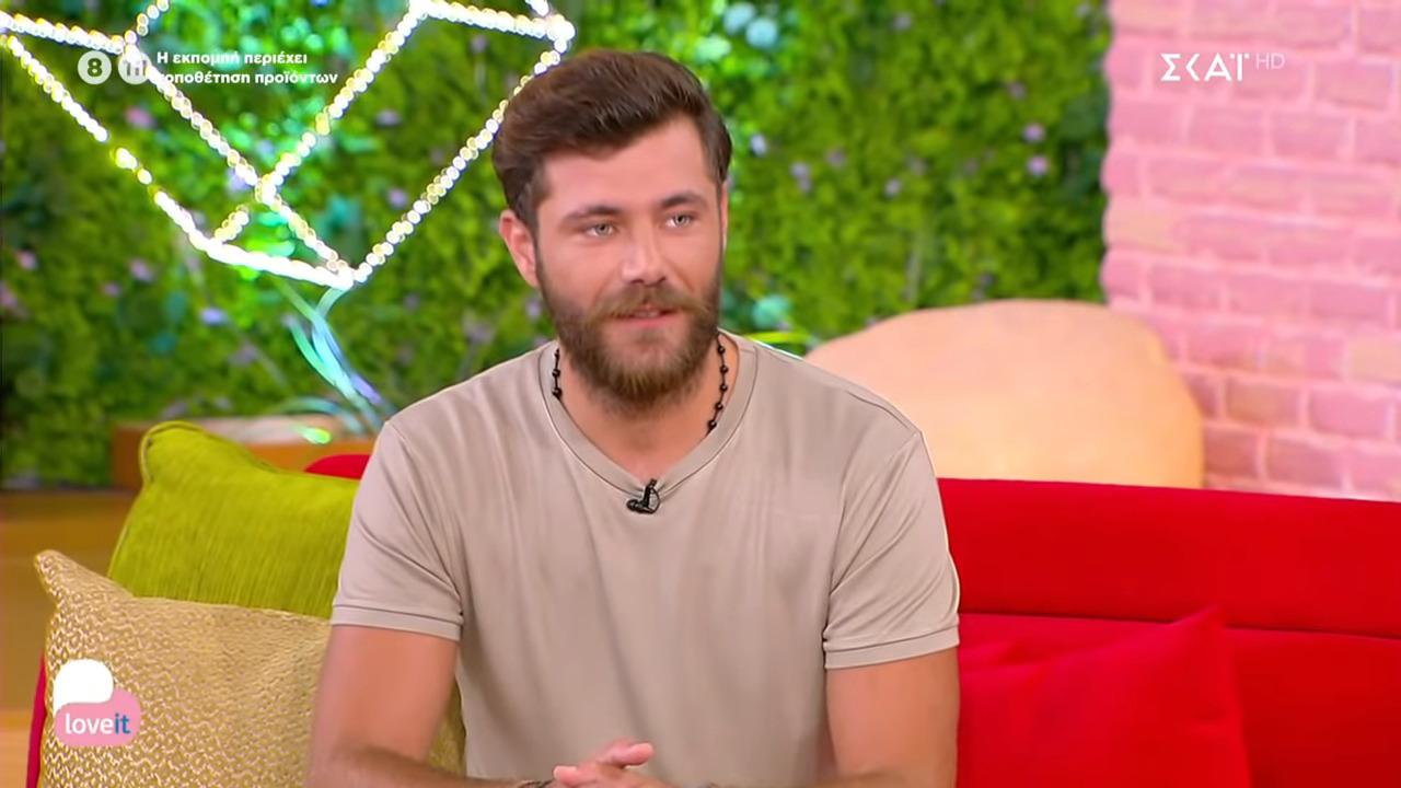 Νίκος Μπάρτζης - Survivor 4: μετά τον Τζέιμς Καφετζή, περνά κι εκείνος στην αντεπίθεση με την εκπομπή Love It