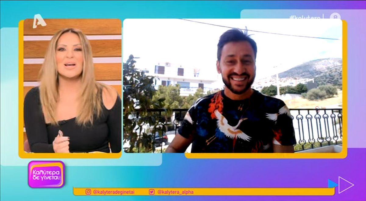 Πάνος Καλίδης: «Δεν περίμενα να φύγει ο Τριαντάφυλλος, περίμενα να φύγουν πρώτα η Καρολίνα και ο Ασημακόπουλος από το Survivor 4»