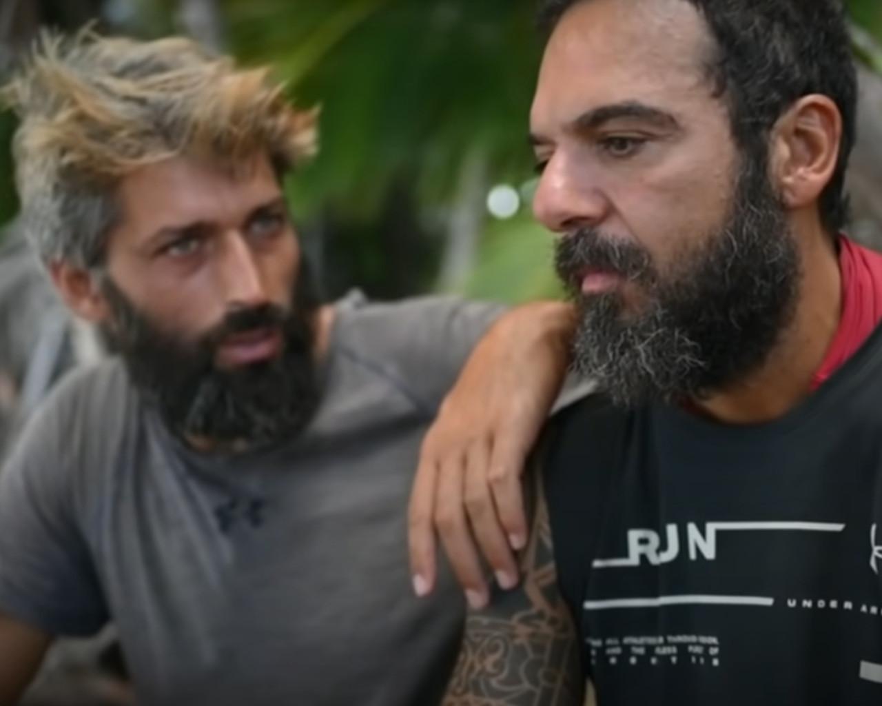 Survivor 4: συνεργασία-βόμβα! Τι ετοιμάζουν Τριαντάφυλλος και Παππάς μαζί στην τηλεόραση τη νέα σεζόν;