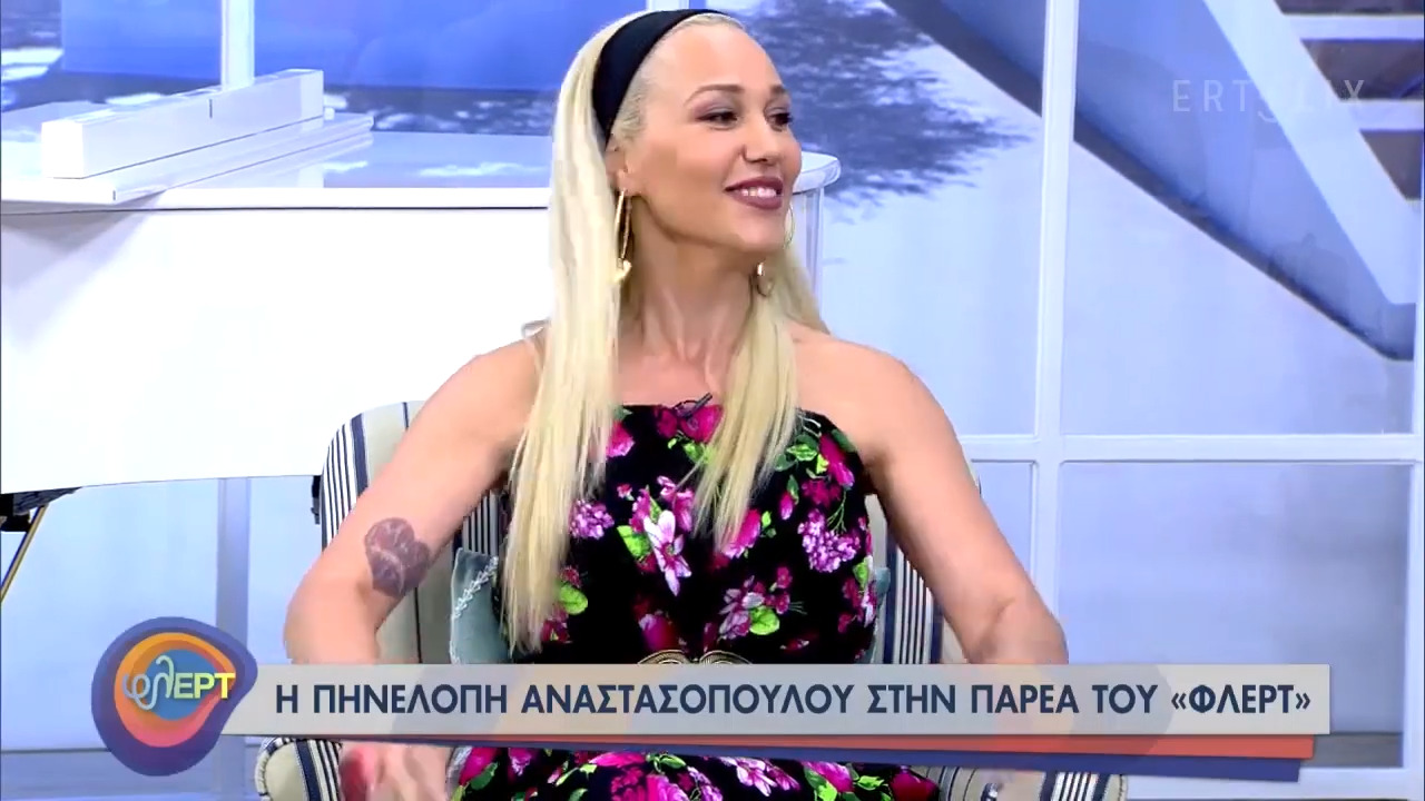 Πηνελόπη Αναστασοπούλου: «Θα ήθελα να ξαναδώ το Booth κι ας μην την κάνουμε εμείς»