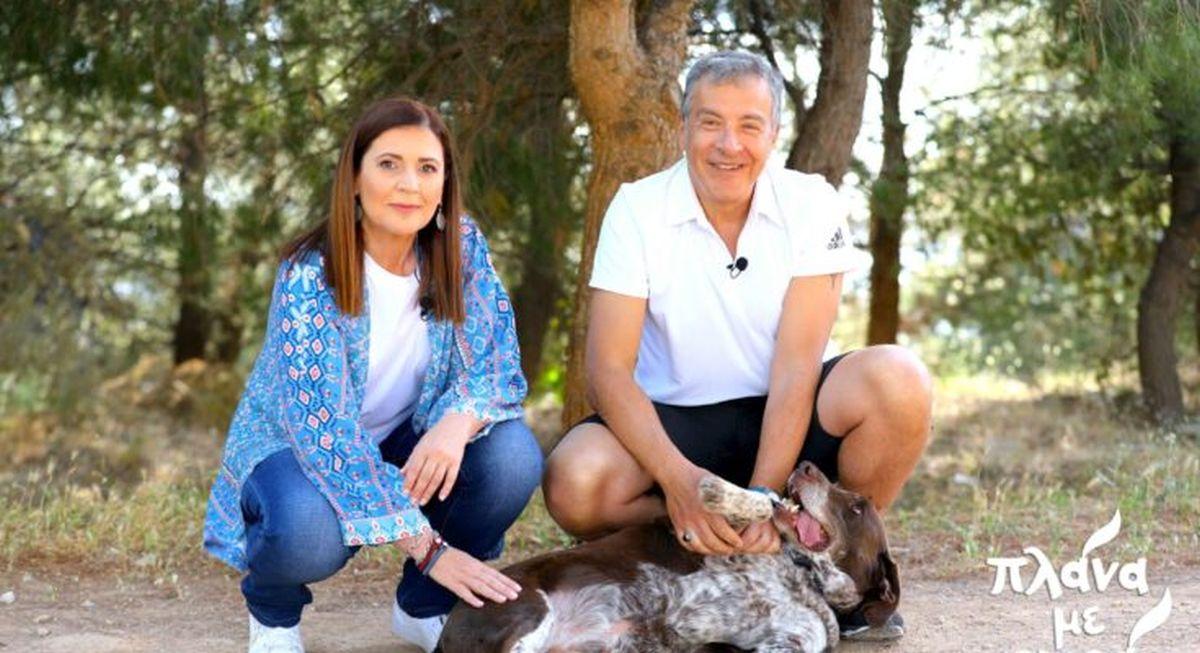 Σταύρος Θεοδωράκης: «Είναι δύσκολη η απώλεια και για ένα διάστημα δεν μπορούσαμε να πάρουμε άλλο σκύλο»