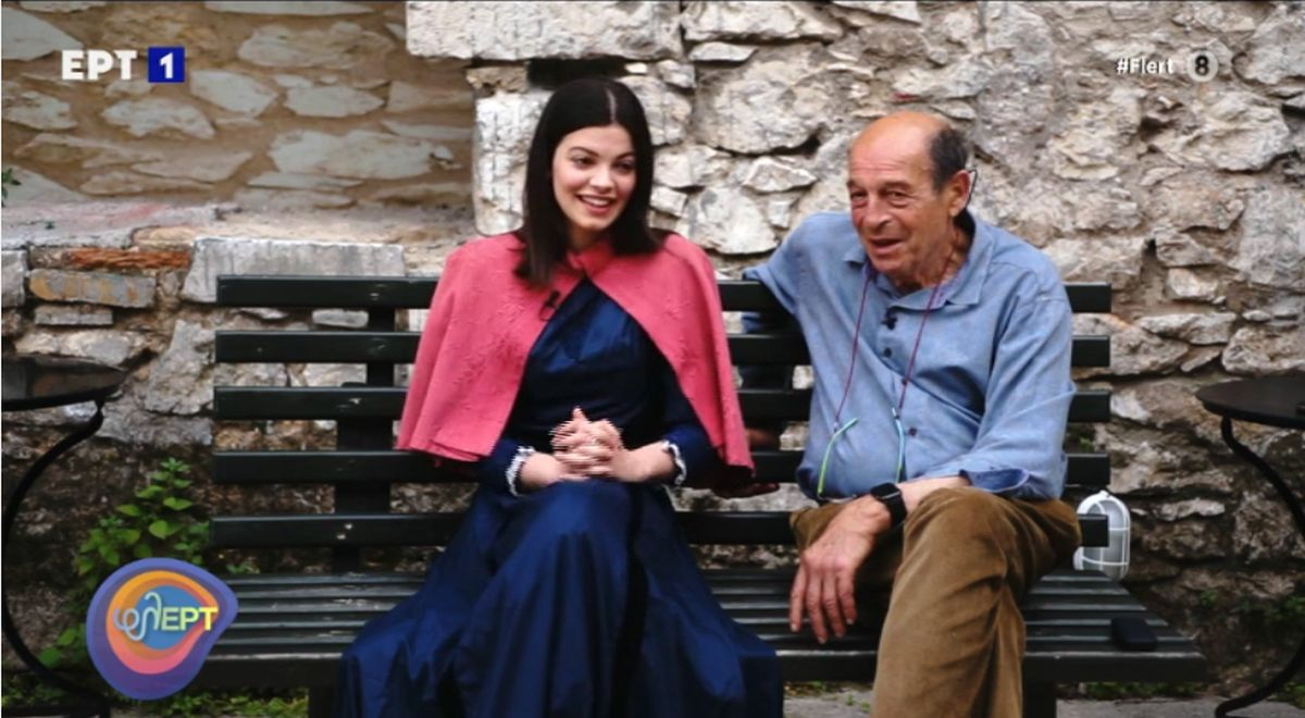Τζένη Καζάκου: μίλησε για τον ρόλο της στη νέα σειρά του Μανούσου Μανουσάκη στην ΕΡΤ