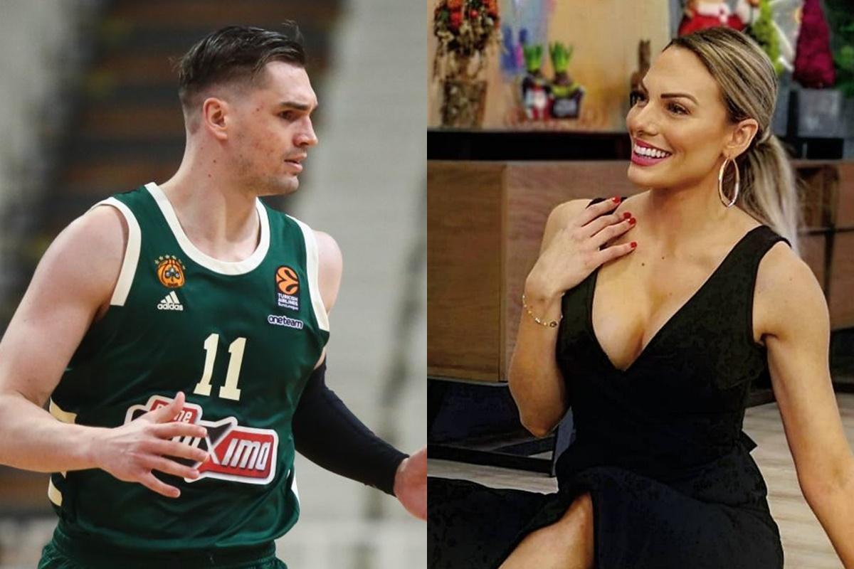 Ιωάννα Μαλέσκου - Μάριο Χεζόνια: διακοπές έρωτα! Μαζί στο Ιόνιο και την Κρήτη η παρουσιάστρια με τον σταρ του μπάσκετ