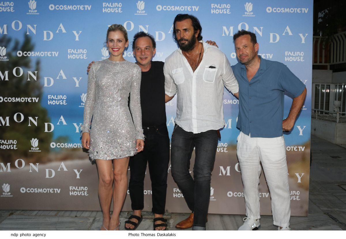 Λαμπερή πρεμιέρα για την ταινία Monday με πλήθος celebrities στο Cine Θησείον (φωτογραφίες)