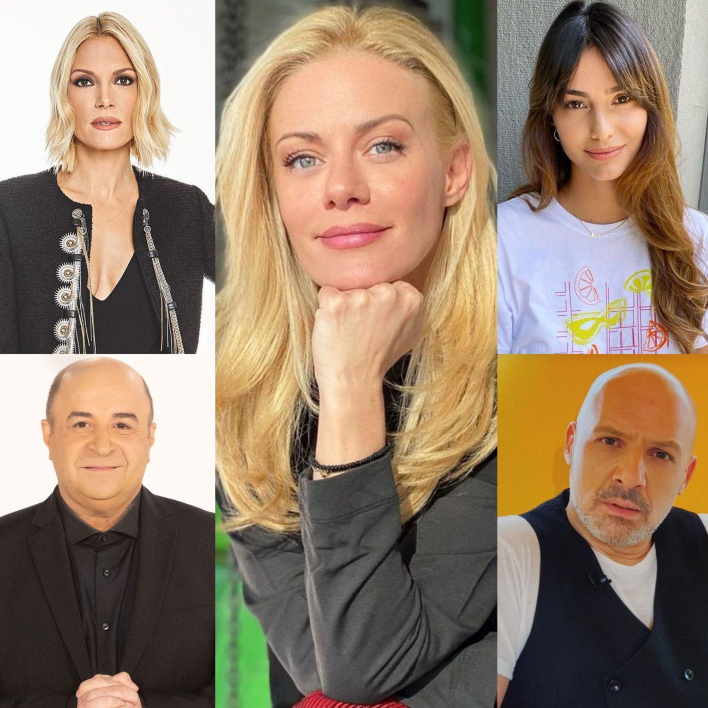 Μεσημεριανή ζώνη ποσοστά τηλεθέασης: Πρωτιά για την Ζέτα Μακρυπούλια, καταποντίστηκε ο Νίκος Μουτσινάς