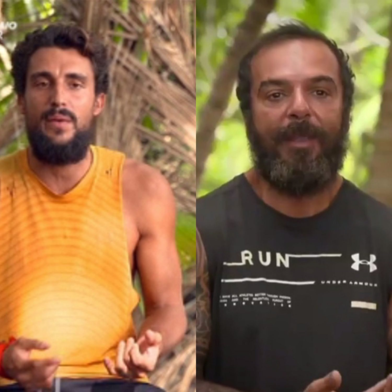 Survivor 4: Tο δημόσιο μήνυμα στήριξης του Τριανταφύλλου στον Σάκη Κατσούλη