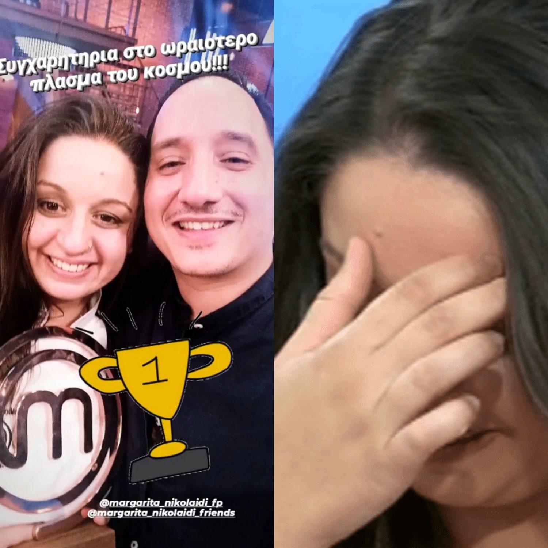MasterChef: Η Μαργαρίτα δέχτηκε το πολυπόθητο μονόπετρο από τον σύντροφό της!