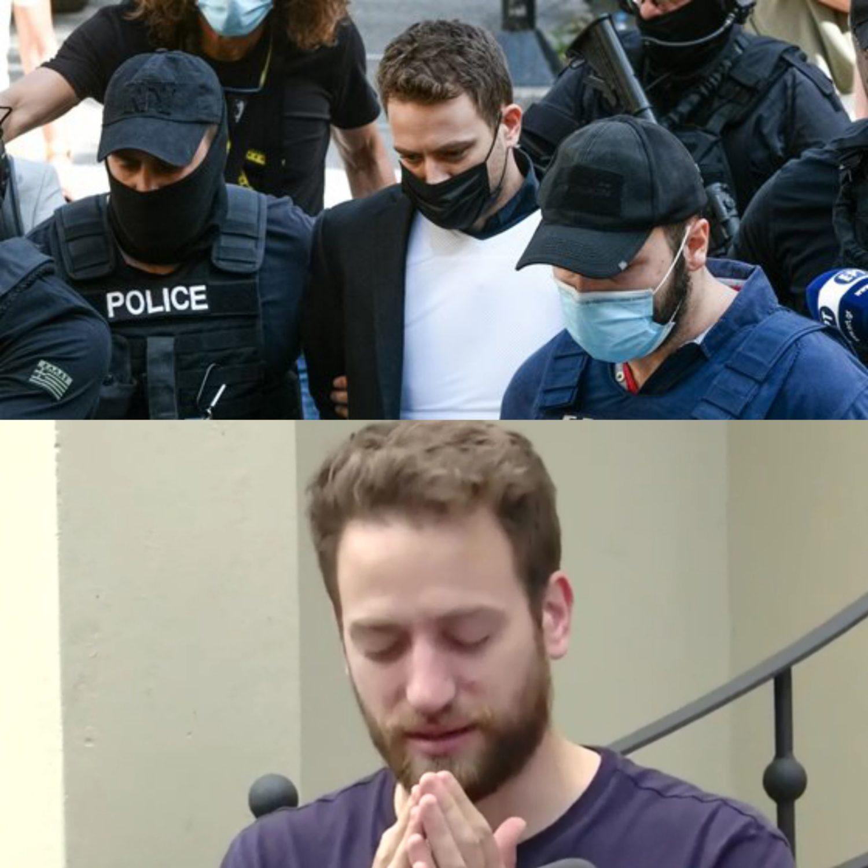 Έγκλημα στα Γλυκά Νερά: Ενώπιον του ανακριτή ο στυγερός δολοφόνος της Καρολάιν