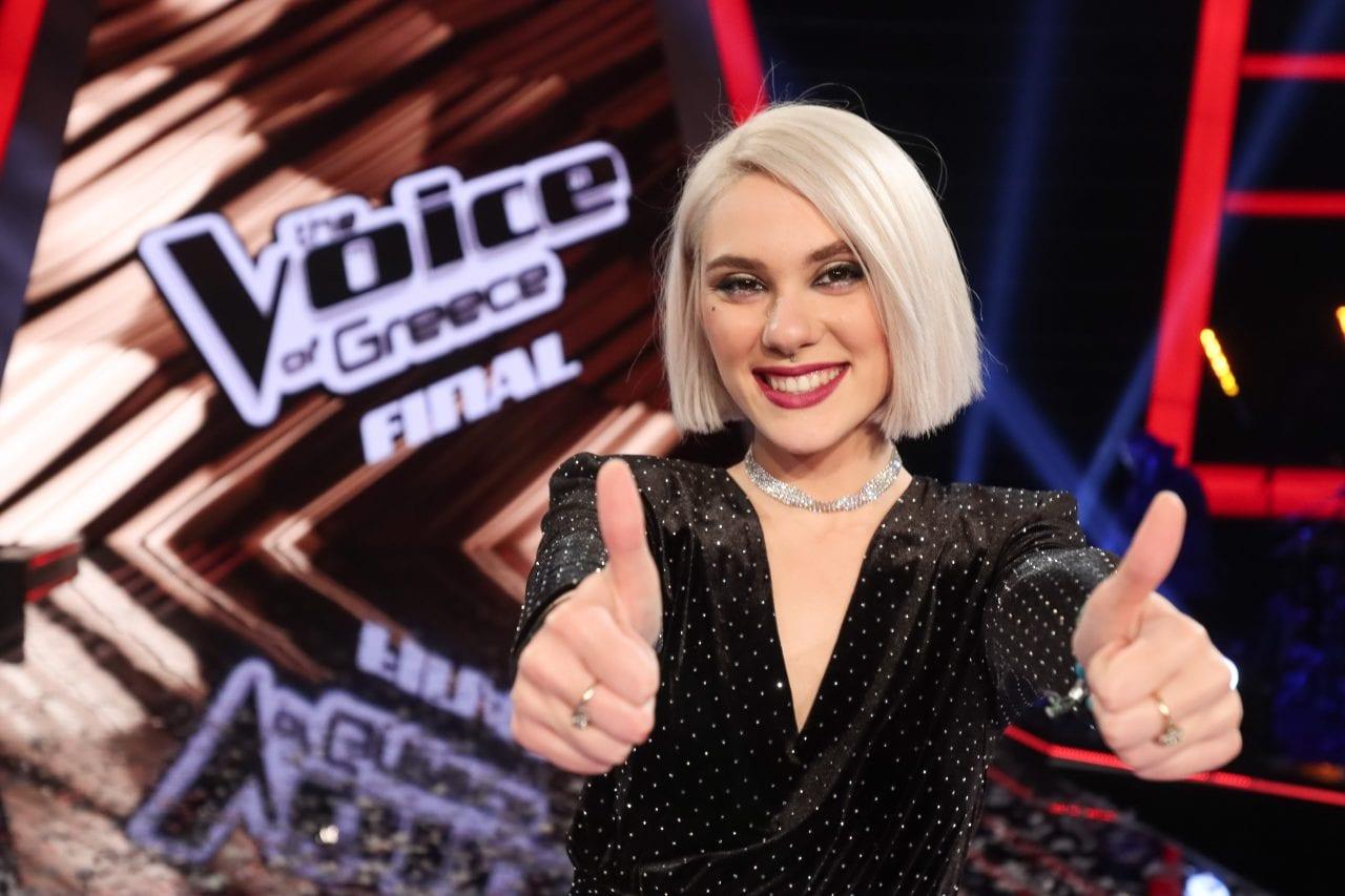 Joanne: Η νικήτρια του The Voice αποκαλύπτει - «Η Έλενα Παπαρίζου είναι πολύ βοηθητική μαζί μου»
