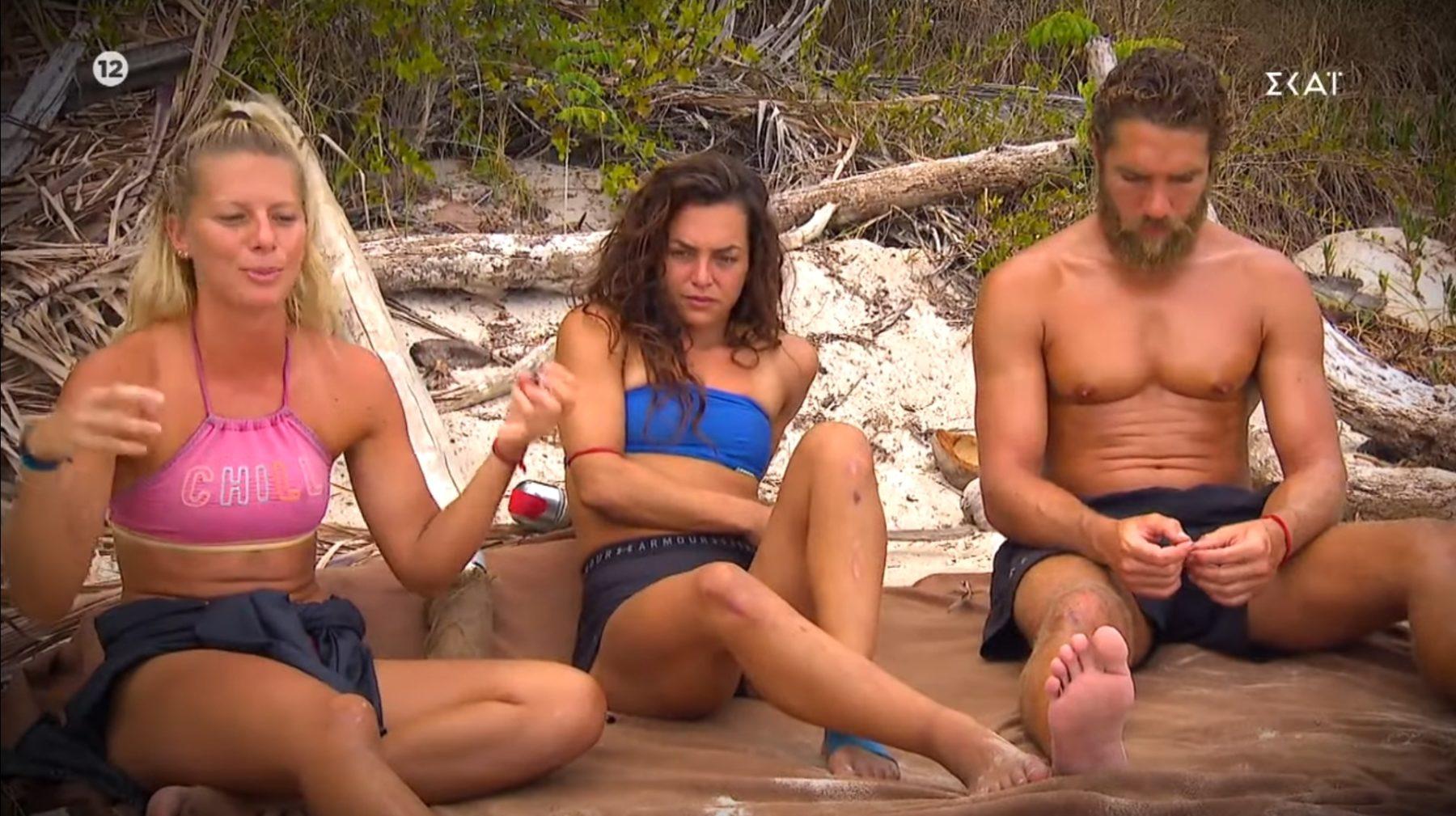 "Survivor 4: Μόλις ""έσκασε"" το τρέιλερ του αποψινού επεισοδίου! Έξαλλη η Ελένη τα βάζει με τη Μαριαλένα"