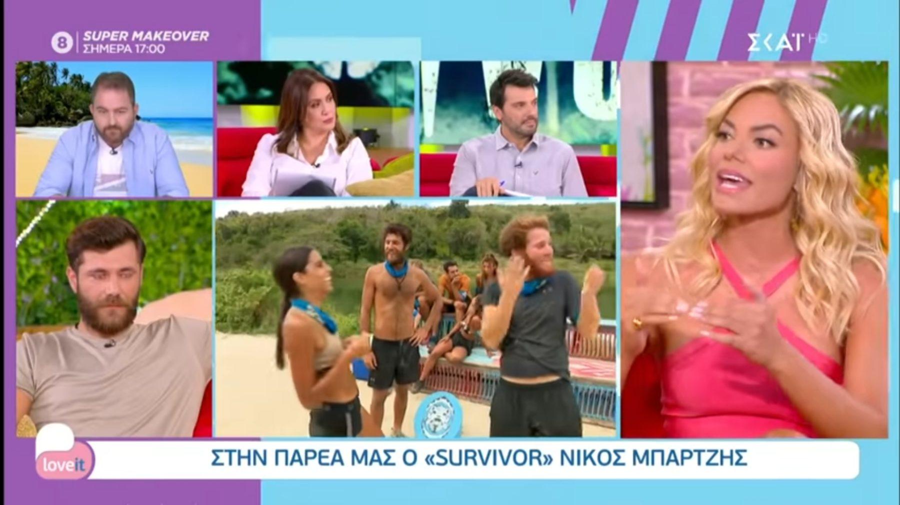 Οργή στον ΣΚΑΪ κατά της Ιωάννας Μαλέσκου για το απίστευτο άδειασμα στους συνεργάτες της στον αέρα της εκπομπής της! Το ειρωνικό σχόλιο του Νίκου Μουτσινά κατά της παρουσιάστριας!