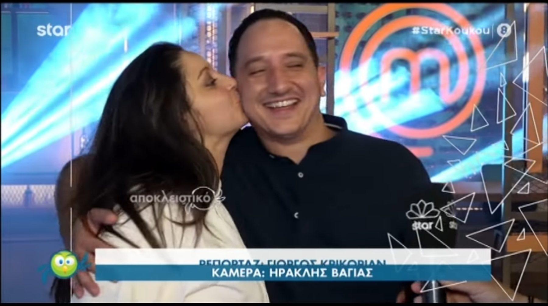 Ο σύντροφός της Μαργαρίτας μιλά για την κατάκτηση της νίκης στο MasterChef...και για την πρόταση γάμου που έρχεται!