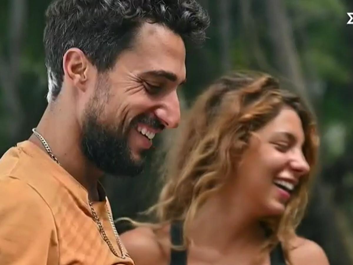 """""""Ο Σάκης Κατσούλης και η Μαριαλένα Ρουμελιώτη δεν θα είναι μαζί όταν τελειώσει το Survivor"""""""