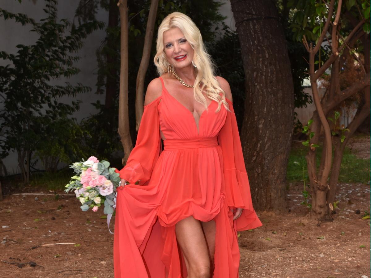 """Μαρίνα Πατούλη: """"Eίμαι πλέον σε διάσταση με τον σύζυγό μου και προχωράω τη ζωή μου"""""""