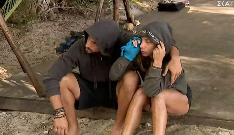 Survivor 4: Άγρια επίθεση των Amigos σε Μαριαλένα - Σάκη! «Το ζευγάρι ήταν συνεννοημένο»