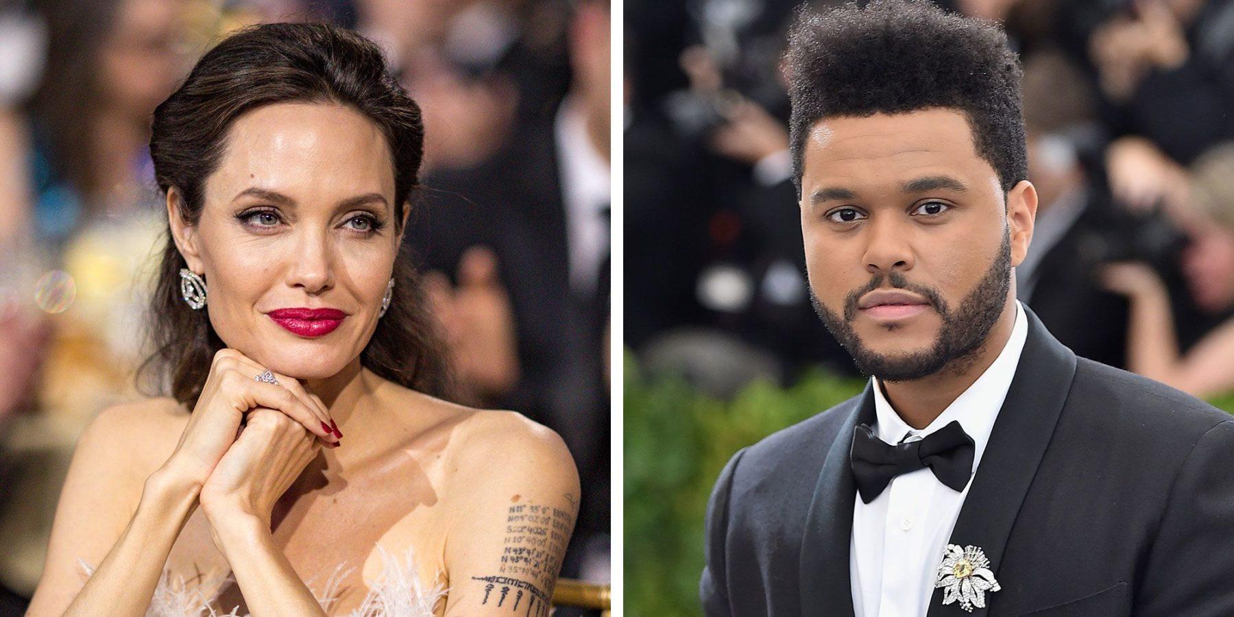 Αντζελίνα Τζολί - Τhe Weeknd: Είναι το νέο ζευγάρι του Χόλιγουντ;